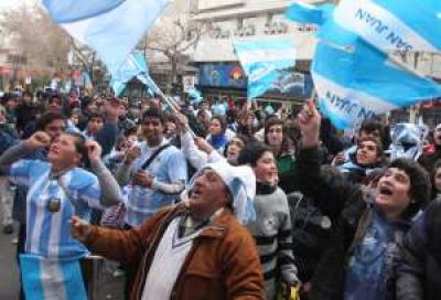 Municipales: saldrán antes cuando juegue Argentina