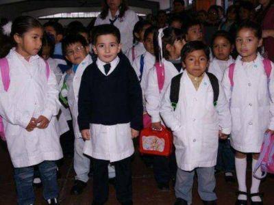 Chicos sin clases por tercer día consecutivo