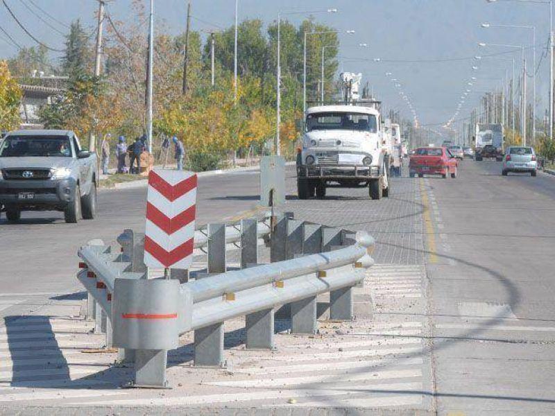 Transportistas reclamaron al gobierno seguridad en las zonas industriales tras una serie de robos