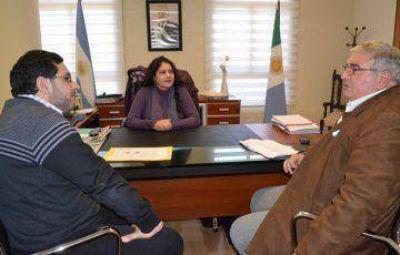 Intermediación del Ministerio de Gobierno resolvió conflicto en la Municipalidad de Hermoso Campo