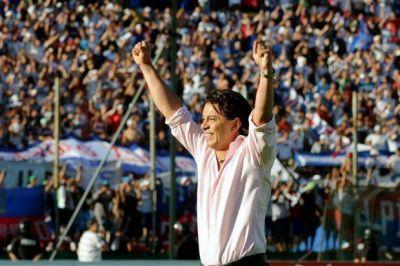 Con el aval de Enzo Francescoli, Marcelo Gallardo es el principal candidato