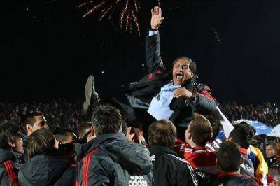 Otra salida abrupta de Ramón Díaz, el entrenador más ganador de la historia de River
