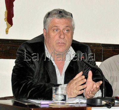 El presidente del HCD dejó la Coalición Cívica en 25 de Mayo