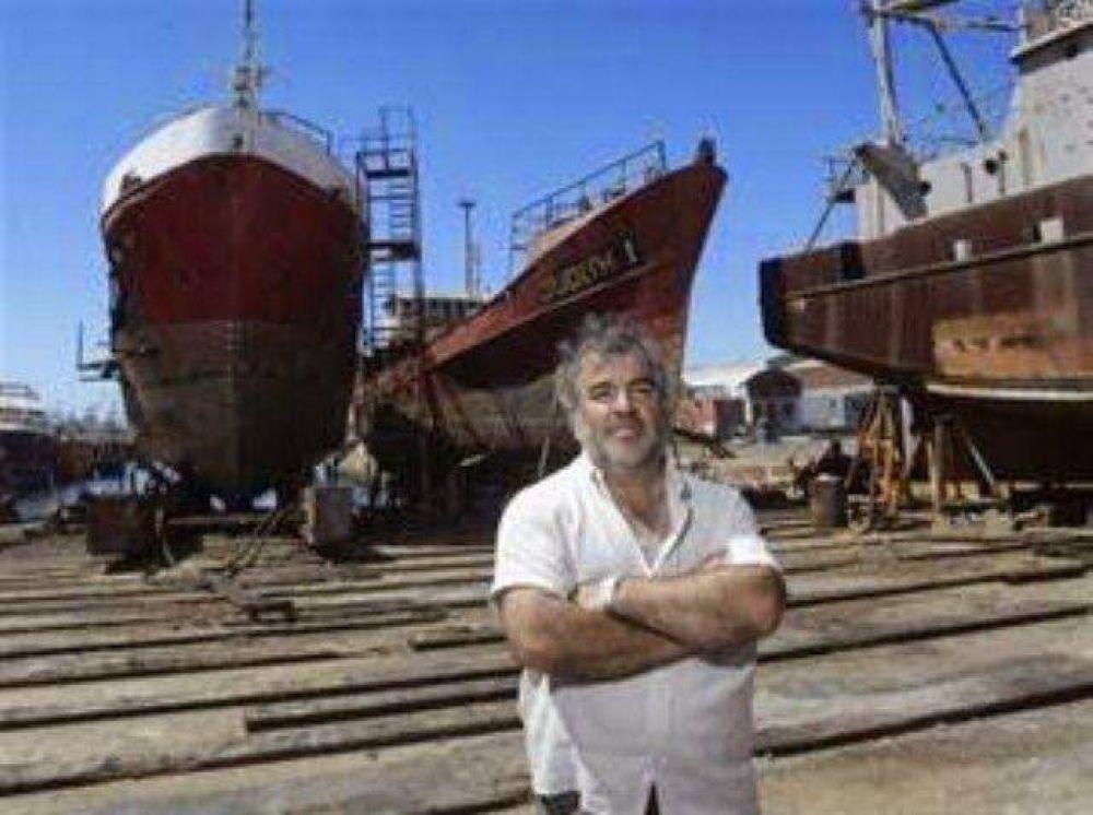 El secretario general de SANAM respaldó las iniciativas portuarias de Vicegobernador y apoyó su candidatura al Ejecutivo bonaerense