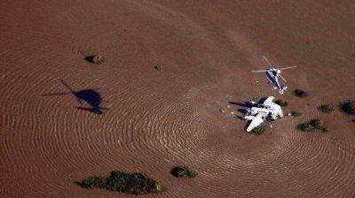 Los cuerpos de las víctimas de la tragedia aérea podrían arribar hoy a Buenos Aires