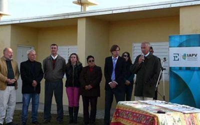 Nuevas viviendas fueron entregadas en Líbaros