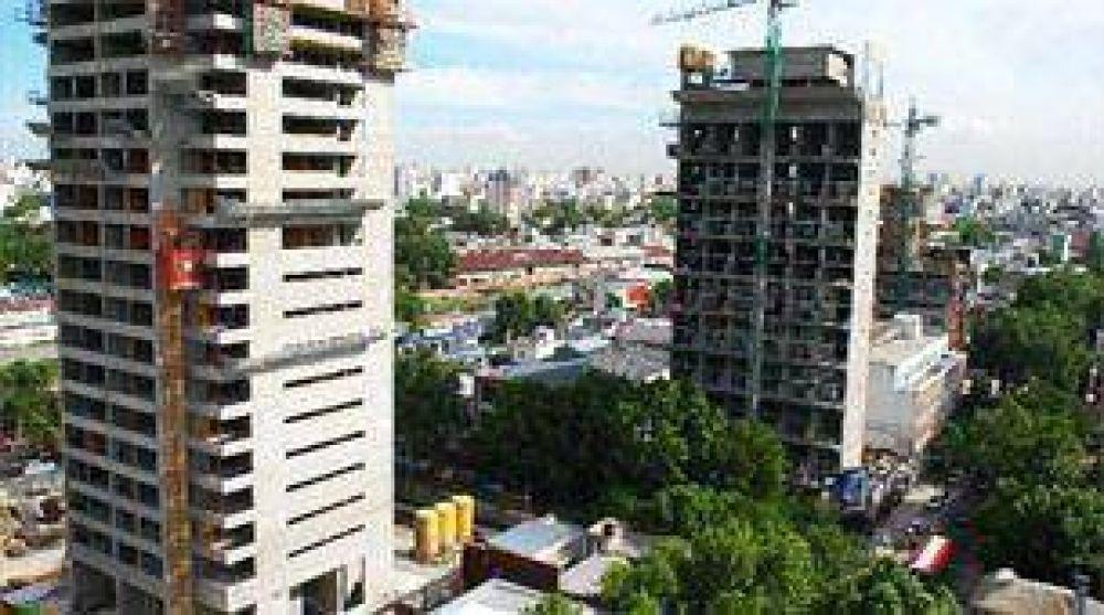 Por inspecciones, en la Capital se clausuran dos obras por día