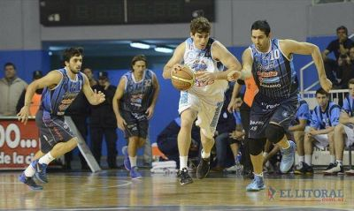 Regatas Corrientes en busca de la reconversi�n en la serie final