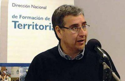 El viernes disertar� Daniel Escurra