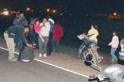 Una madre y su pequeño hijo mueren en la Ruta 92