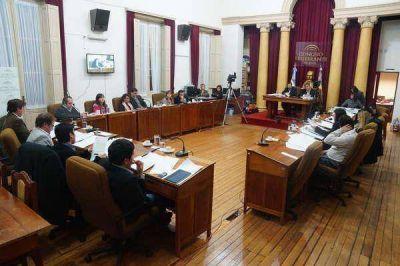 El Concejo devolvió el presupuesto al Ejecutivo