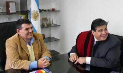 Ishii y Alfredo Olmedo lanzaron campa�a conjunta por el retorno del Servicio Militar