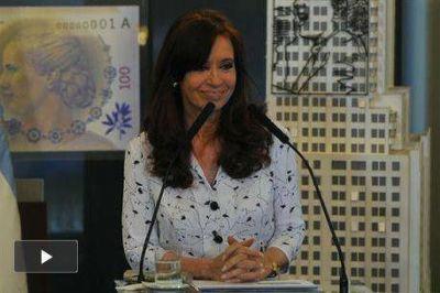 Tras el acuerdo con el Club de París, Cristina Kirchner habla por cadena nacional