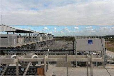 Cristina: la planta depuradora de Berazategui es una obra de saneamiento y dignidad