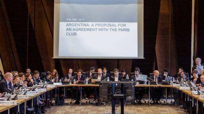 Con reparos, la oposición celebró el acuerdo que alcanzó el Gobierno con el Club de París