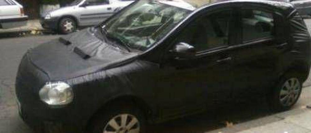 Ya circula el Chevrolet fabricado con fondos de la Anses