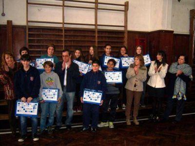 Se concretó la entrega de 121 netbooks del Programa Conectar Igualdad