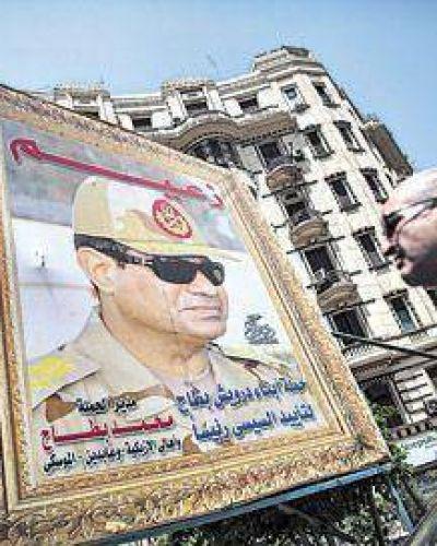 Egipto dijo Sisi al general