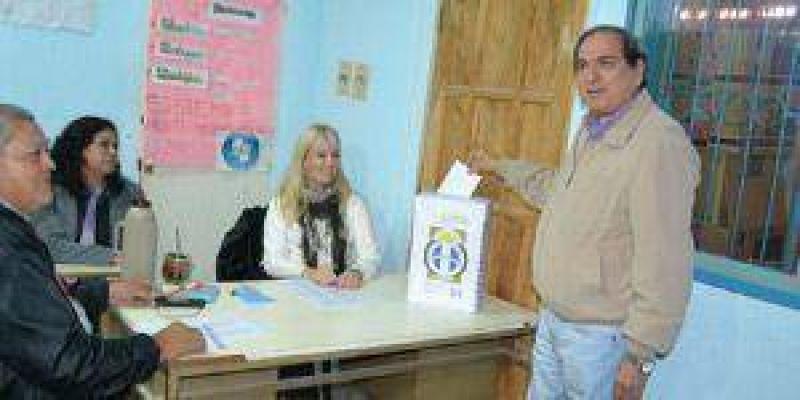 Idoyaga fue reelecto por cuatro años en la seccional local de UPCN