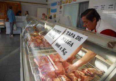 Cayeron 20 por ciento las ventas en las carnicer�as