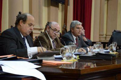 6º Sesión Ordinaria de la Cámara de Senadores de Salta