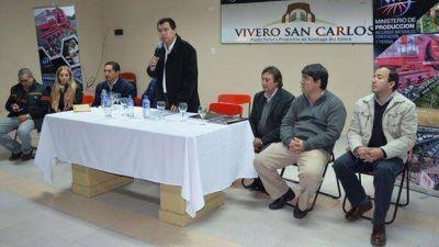 Se llevaron a cabo las Jornadas de Desarrollo local