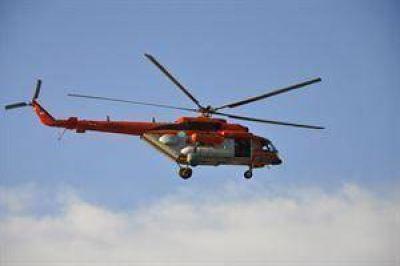 Trasladan a tierra uruguaya la avioneta accidentada en el Río de la Plata