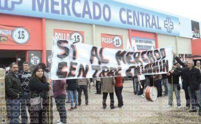 Inaugur� el Mercado Central en Bragado y prometen abrirlo �en un mes� en Jun�n