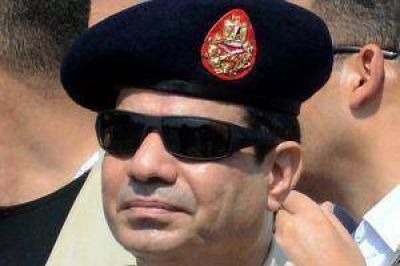 Egipto: Al Sisi gan� con el 96% y consolid� al ej�rcito en el poder