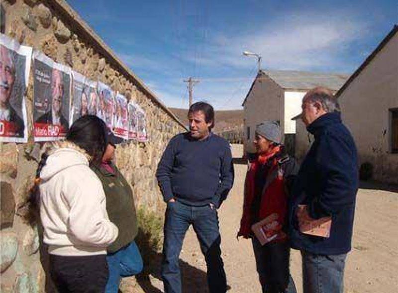 Acuerdo Cívico y Social Hoy cierra su campaña