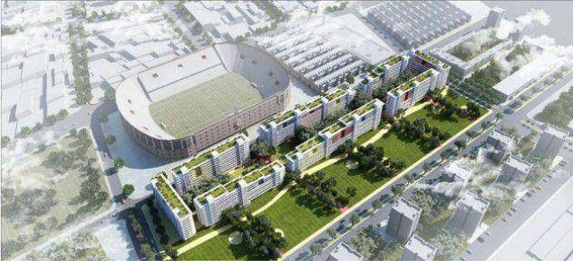Nuestra aldea el procrear llega a la ciudad con 3800 for Plan procrear viviendas
