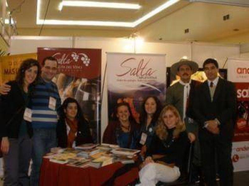 Salta participó en el Festival de Turismo de Cataratas del Iguazú.