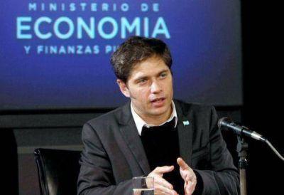 """Kicillof: """"Si hubiese estado el FMI no habríamos conseguido acordar con el Club de París"""
