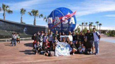 Tres estudiantes secundarios de Berazategui viajarán a estudiar a la NASA