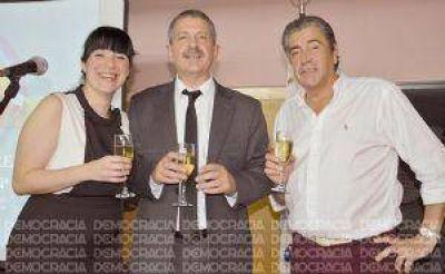Banco Credicoop festejó sus 35 años junto a unas cien instituciones de carácter social