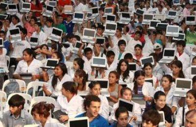 El lunes se entregarán netbooks en la EES. N° 4