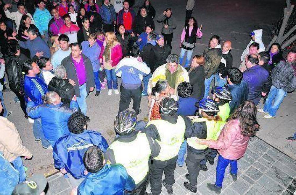 UPCN: movilización en Viedma, definiciones en Buenos Aires