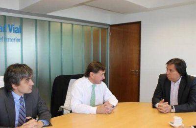 Catalán Magni anunció acciones en conjunto con la Agencia Nacional de Seguridad Vial
