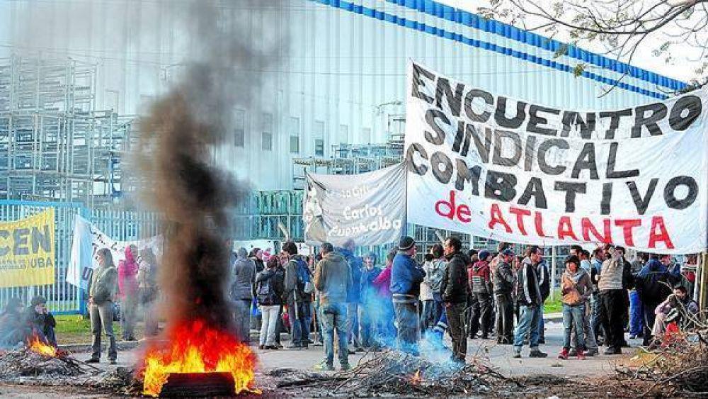 SMATA acusa al Partido Obrero por los despidos en Gestamp y se complica el conflicto