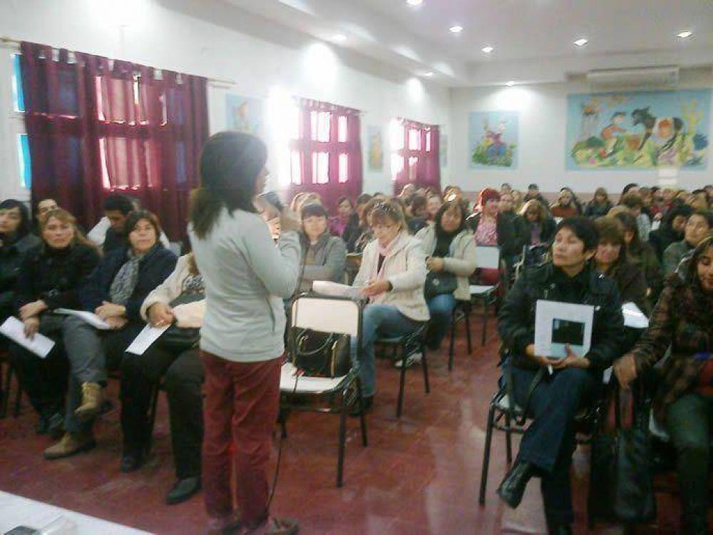 Encuentro de Alfabetización Inicial Año 2014.