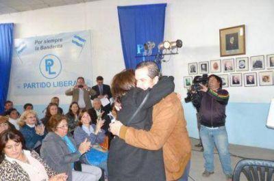 Asumió Miranda Gallino en la presidencia del PL