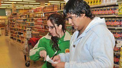 """Intensifican controles de """"precios cuidados"""" en supermercados"""
