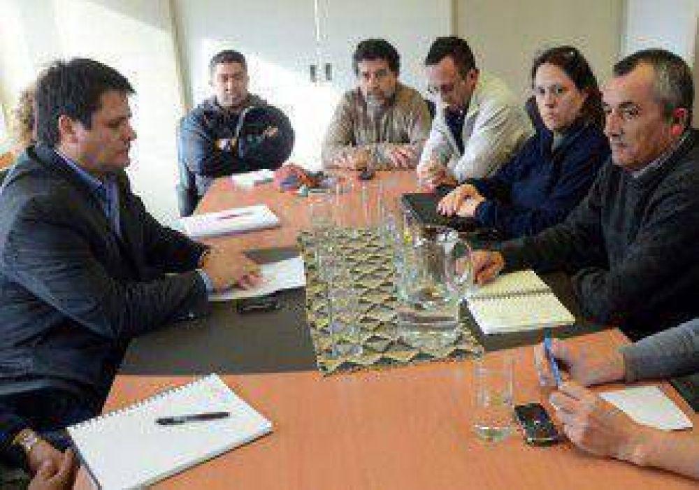 El Gobierno ofreció a ATEN un 35% de aumento salarial