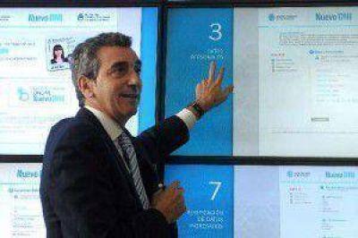 Hubo 890 trámites de DNI por Internet en Neuquén