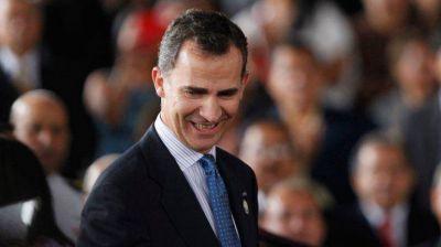 Felipe será proclamado Rey de España a partir del 16 de junio