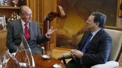 Líderes de Latinoamérica y Europa reconocen a Juan Carlos