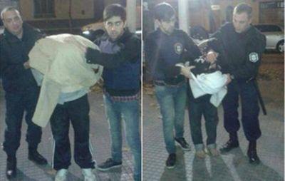 Quedaron detenidos los tres acusados de abusar a un menor de 17 años