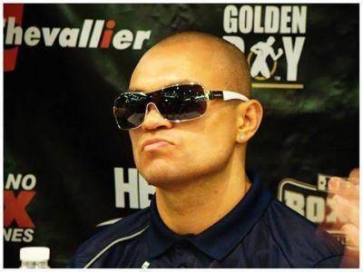 'La Hiena' Barrios se radicó en Junín para retornar al boxeo