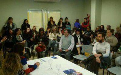 Avellaneda consolida la Mesa Local en Prevención y Atención a la Violencia Familiar