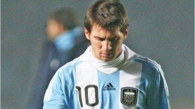 ¿Messi furioso porque Banega quedó afuera del equipo?